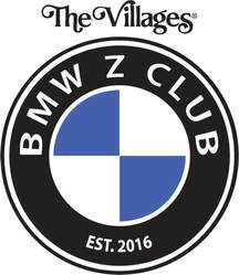 Logo Items - THE VILLAGES BMW Z CLUB